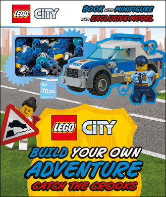 LEGO® City: Build Your Own Adventure Catch the Crooks