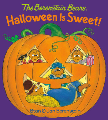 The Berenstain Bears - Halloween is Sweet