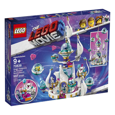 LEGO® 70838 The LEGO Movie 2 Queen Watevra's 'So-Not-Evil' Space Palace (995 pieces)