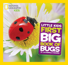 Load image into Gallery viewer, Little Kids First Big Book of Bugs