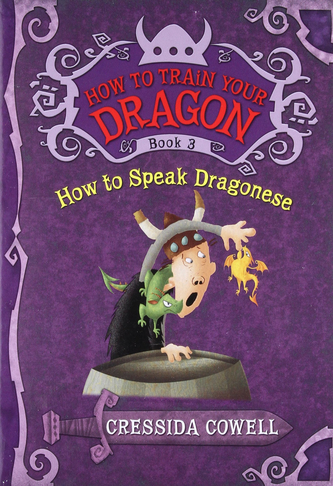 How to Speak Dragonese (How to Train Your Dragon Book 3)