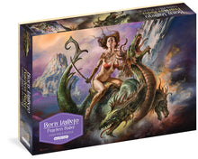 Load image into Gallery viewer, Boris Vallejo Fearless Rider Puzzle (1000 pieces)