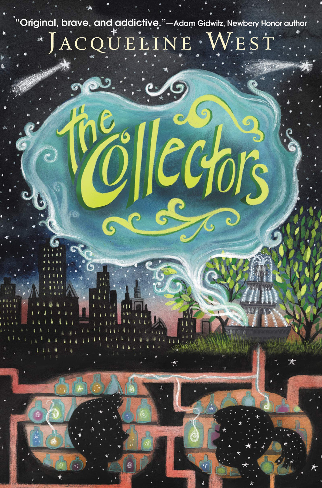 The Collectors (Book 1)