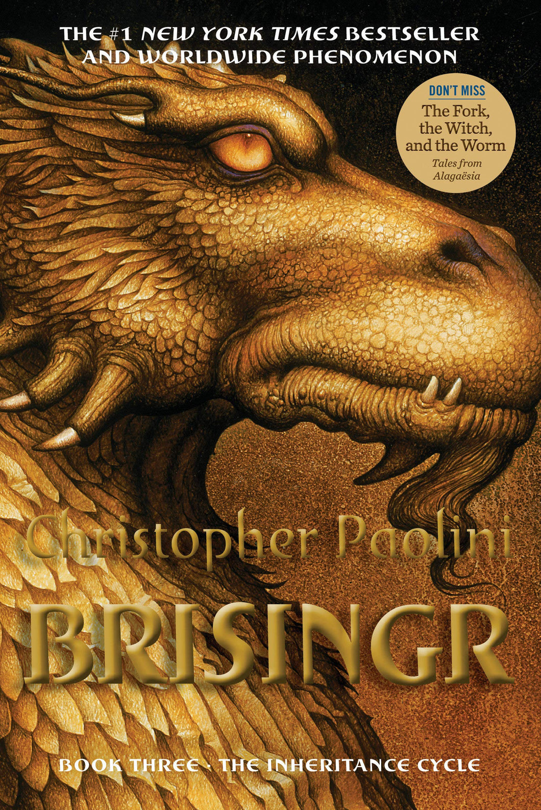 Brisingr (The Inheritance Cycle, Book 3)