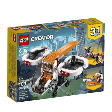 LEGO® Creator 31071 Drone Explorer (109 pieces)