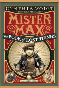The Book of Lost Things (Mister Max 1)