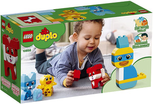 LEGO® DUPLO® 10858 My First Puzzle Pets (18 pieces)