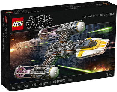 LEGO® Star Wars™ 75181 UCS Y-Wing Starfighter (1967 pieces)