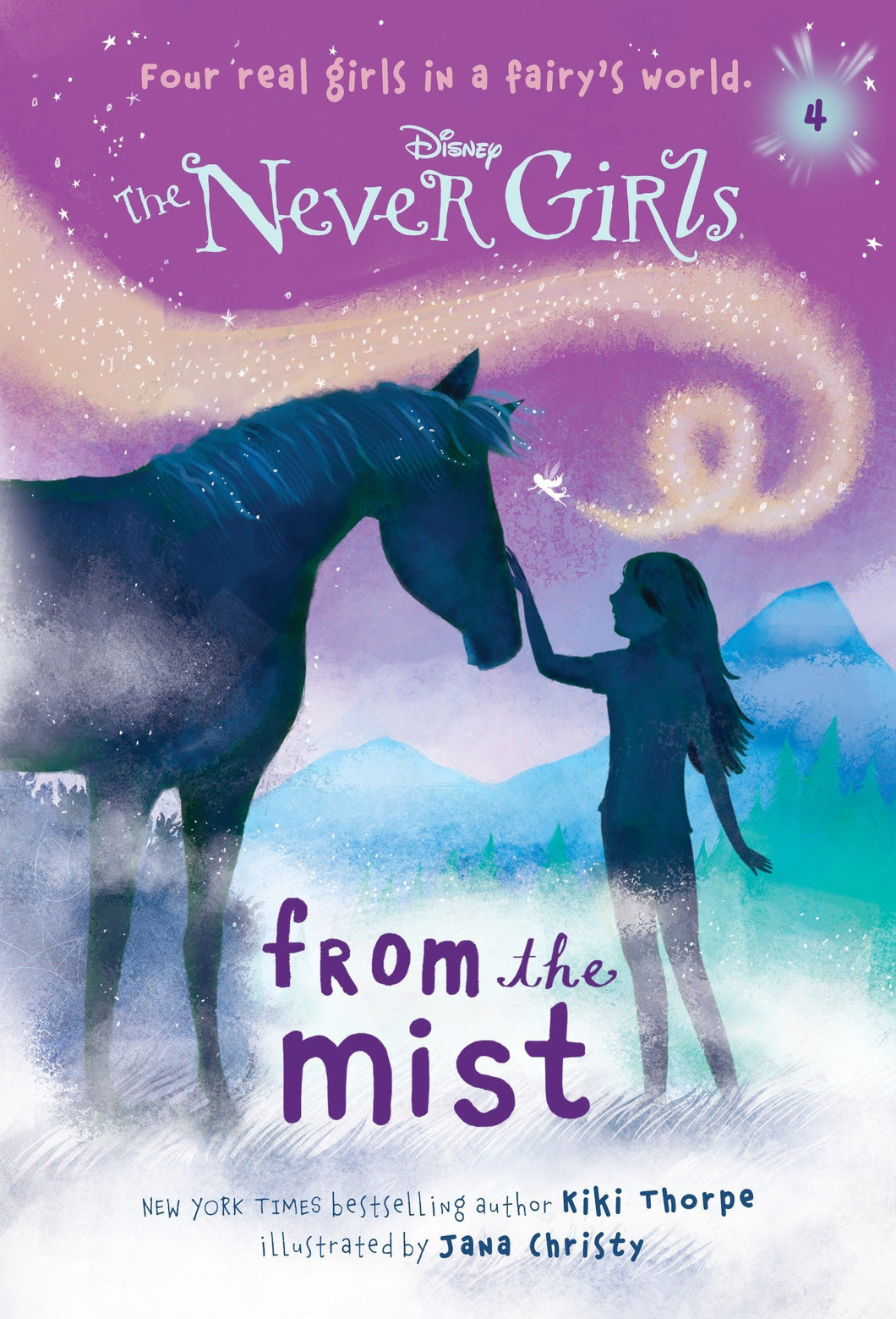 Never Girls #4: From the Mist