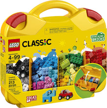 Load image into Gallery viewer, LEGO® 10713 Classic Creative Suitcase (213 pieces)