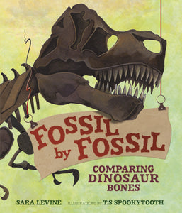 Fossil by Fossil: Comparing Dinosaur Bones