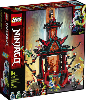 LEGO® Ninjago 71712 Empire Temple of Madness (810 pieces)