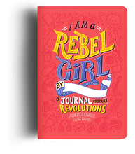 Load image into Gallery viewer, I Am A Rebel Girl Journal