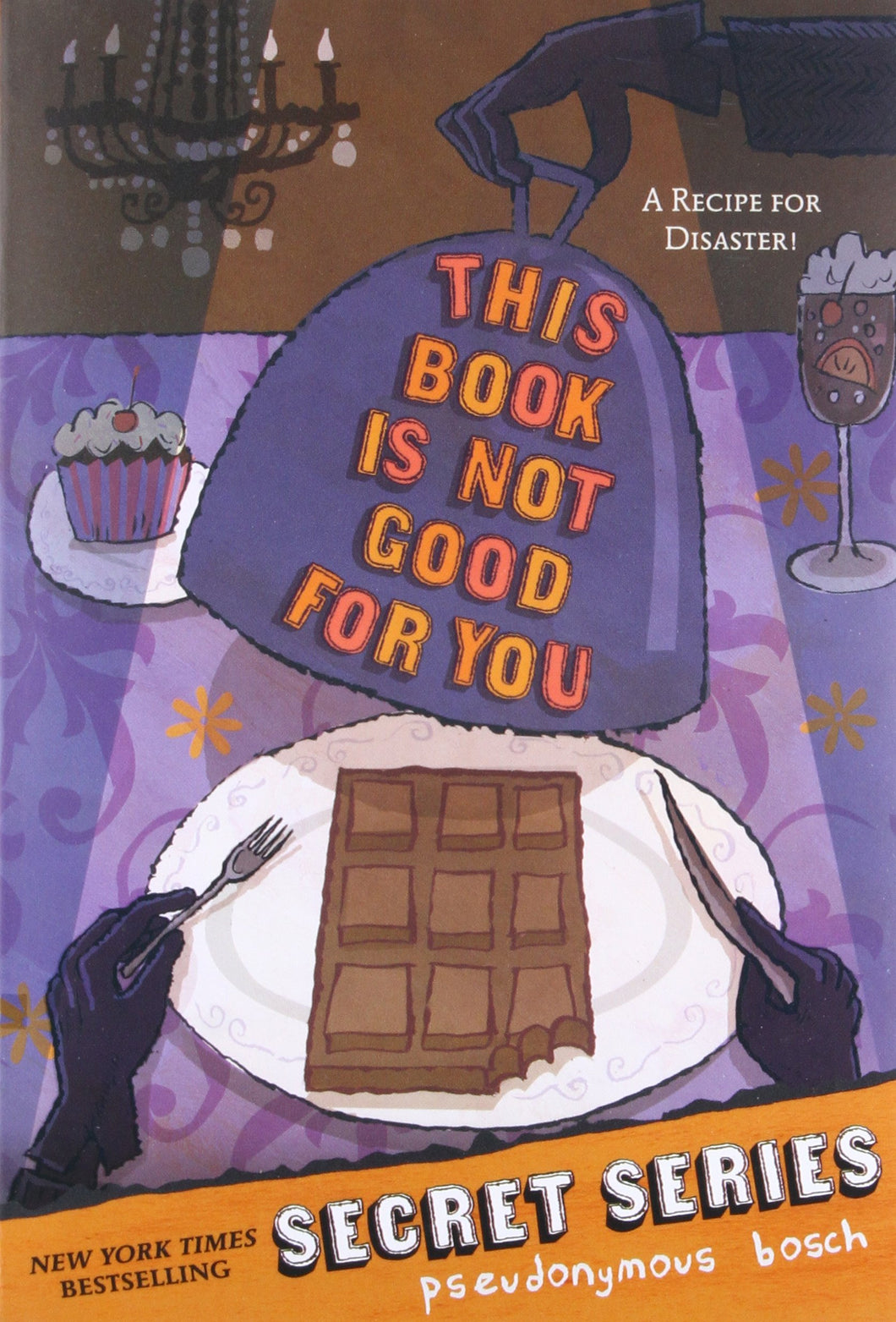 This Book Is Not Good For You (The Secret Series Book 3)