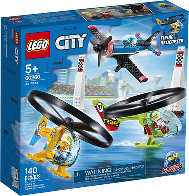 LEGO® CITY 60260 Air Race (140 pieces)