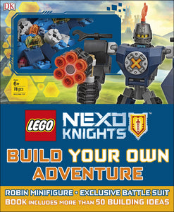 LEGO® NEXO KNIGHTS Build Your Own Adventure