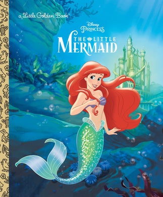 Walt Disney's The Little Mermaid (Little Golden Books)
