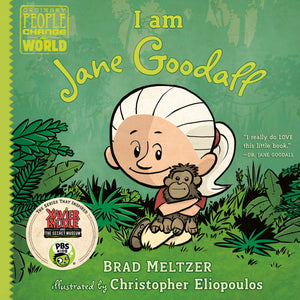 I am Jane Goodall (Ordinary People Change the World)