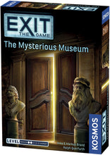 Load image into Gallery viewer, Exit the Game: The Mysterious Museum