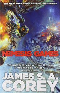 Nemesis Games (The Expanse Book 5)