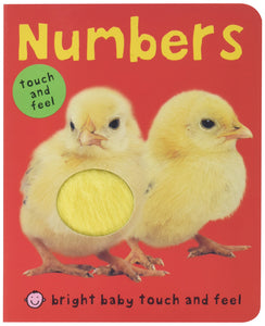 Numbers (Bright Baby Touch and Feel)