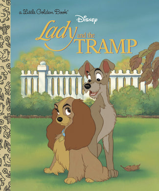 Walt Disney's Lady and the Tramp (Little Golden Books)