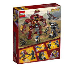 Load image into Gallery viewer, LEGO® Marvel Avengers 76104 The Hulkbuster Smash-Up (375 pieces)