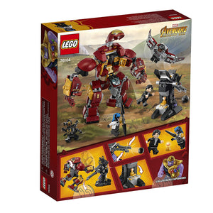 LEGO® Marvel Avengers 76104 The Hulkbuster Smash-Up (375 pieces)