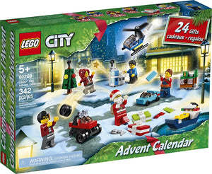 LEGO® CITY 60268 Advent Calendar (342 Pieces)