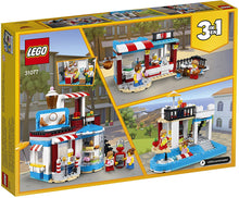 Load image into Gallery viewer, LEGO® Creator 31077 Modular Sweet Surprises (396 pieces)