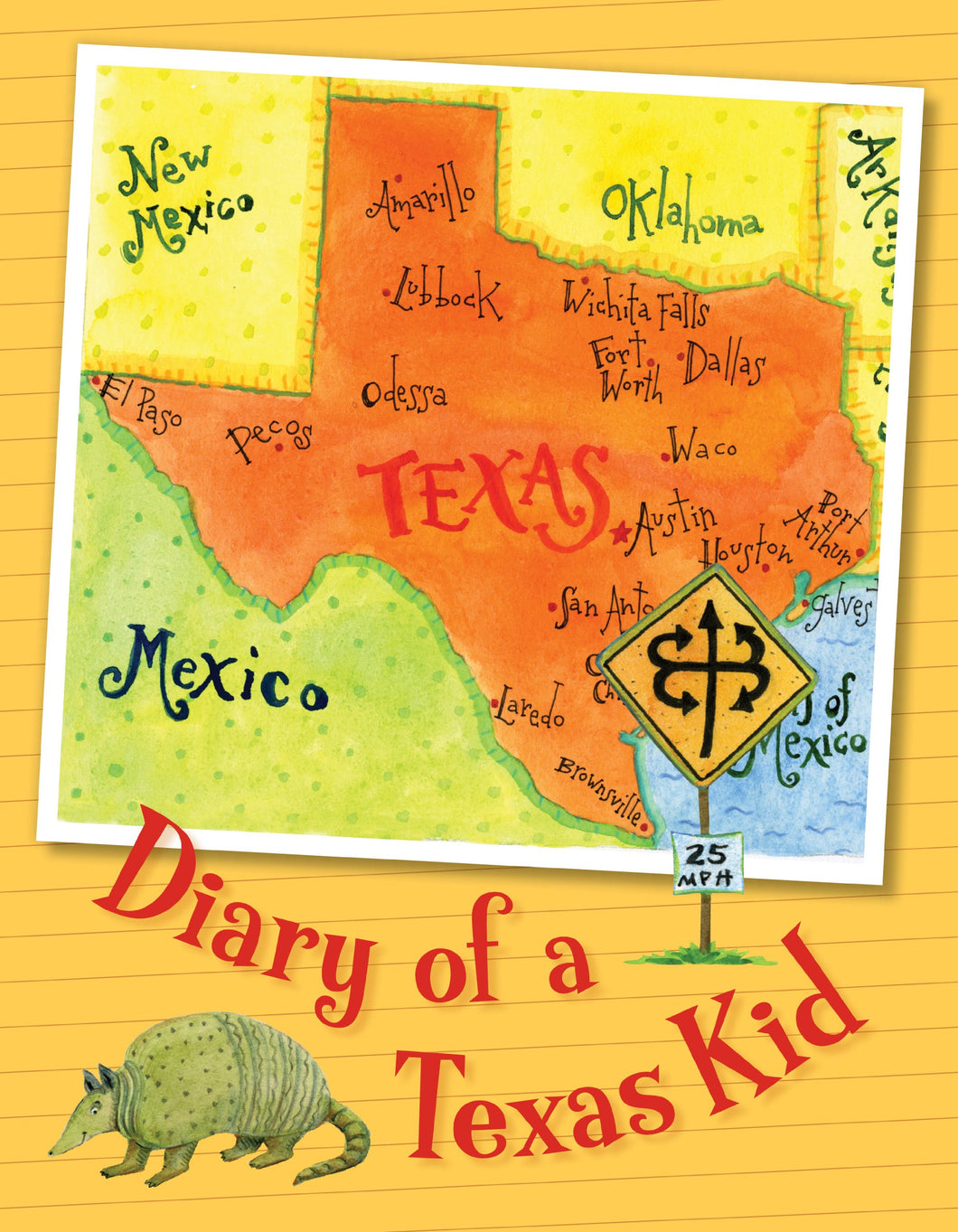 Diary of a Texas Kid (Journal)