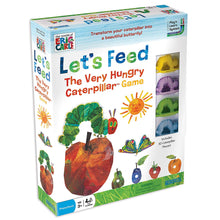 Load image into Gallery viewer, The World of Eric Carle: Let's Feed The Very Hungry Caterpillar Game