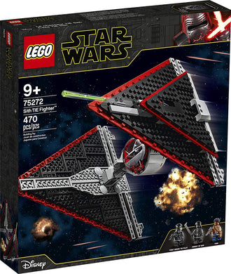 LEGO® Star Wars™ 75272 Sith TIE Fighter (470 pieces)