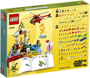 LEGO® 10403 Build Better Thinking World Fun (295 pieces)