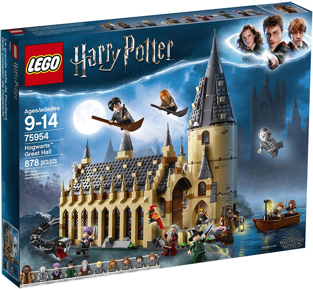 LEGO® Harry Potter 75954 Hogwarts Great Hall (878 Piece)