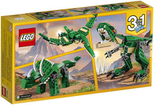 Load image into Gallery viewer, LEGO® Creator 31058 Mighty Dinosaurs (174 pieces)