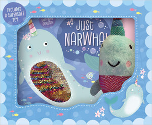 Just Narwhal (Book and Plush)