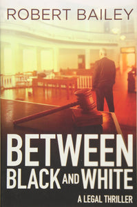 Between Black and White (McMurtrie and Drake Book 2)