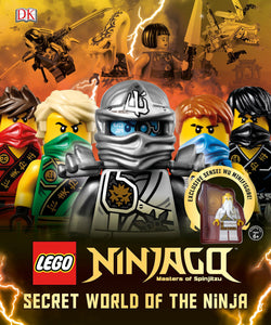 Secret World of the Ninja: LEGO® Ninjago