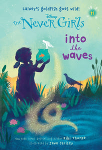Never Girls #11: Into the Waves
