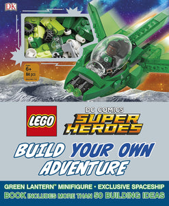 LEGO® DC Super Heroes: Build Your Own Adventure