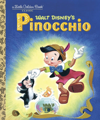 Walt Disney's Pinocchio (Little Golden Books)