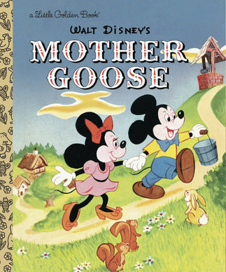 Walt Disney's Mother Goose (Little Golden Books)