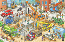 Load image into Gallery viewer, My Big Wimmelbook―At the Construction Site