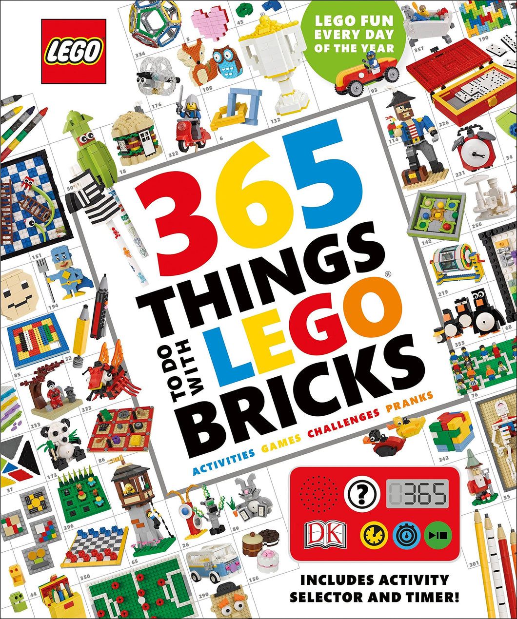 365 Things to Do with LEGO® Bricks: Lego Fun Every Day of the Year