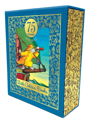 75 Years of Little Golden Books