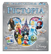 Load image into Gallery viewer, Pictopia-Family Trivia Game: Disney Edition