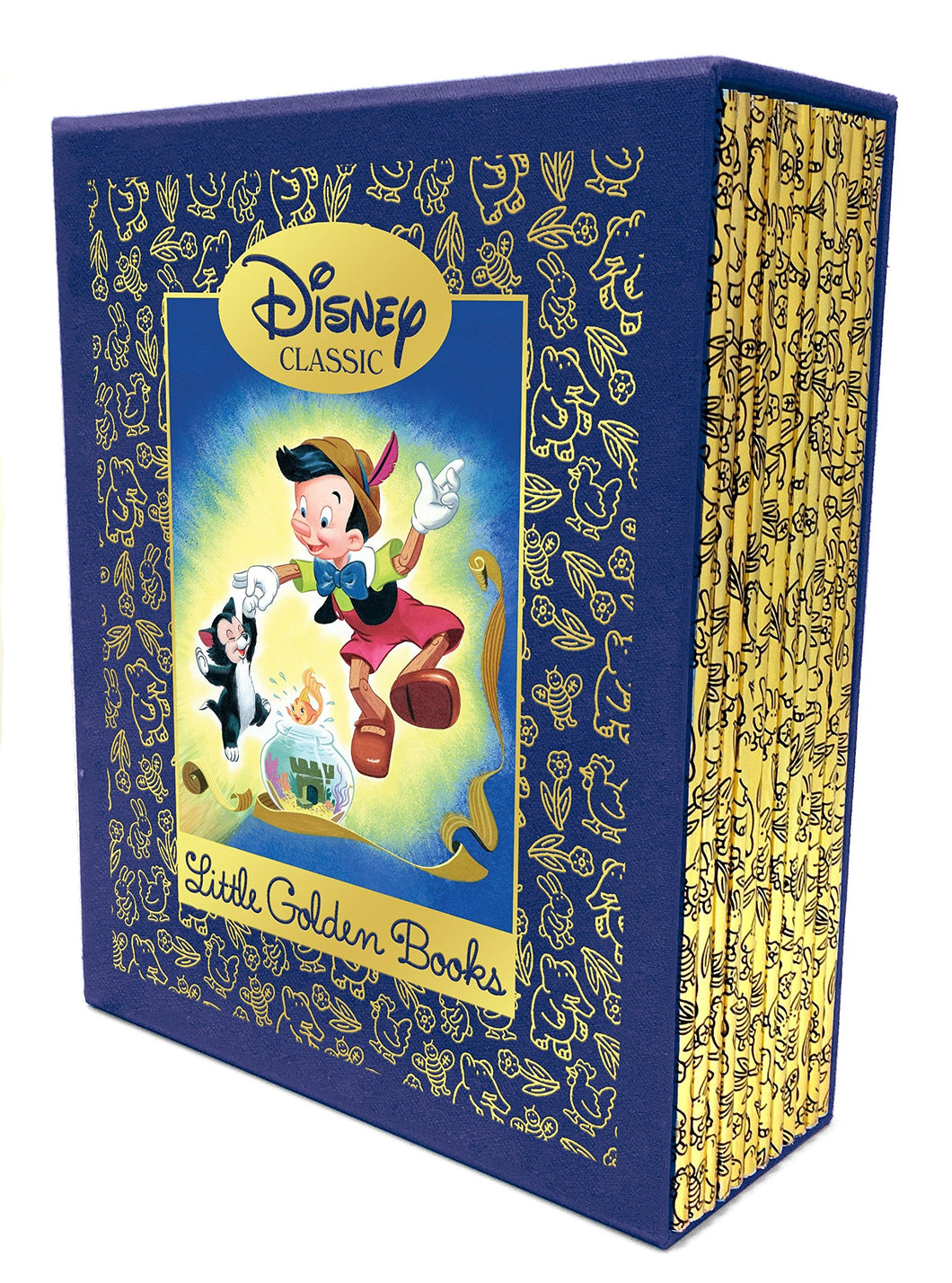 12 Beloved Disney Classic Little Golden Books