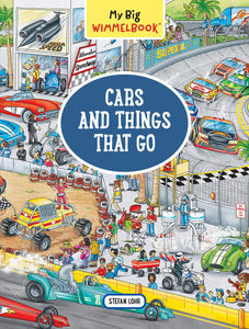 My Big Wimmelbook―Cars and Things That Go