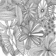 Load image into Gallery viewer, Serenity (Artist's Coloring Book)